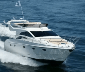 Enterprise Marine 50 FT Yacht Charter Dubai