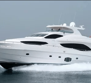 Majesty 101 Luxury Yacht