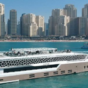 Mega Yacht Weekend Brunch